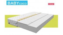 Die Schaummatratze Baby Coco 120 x 60 cm