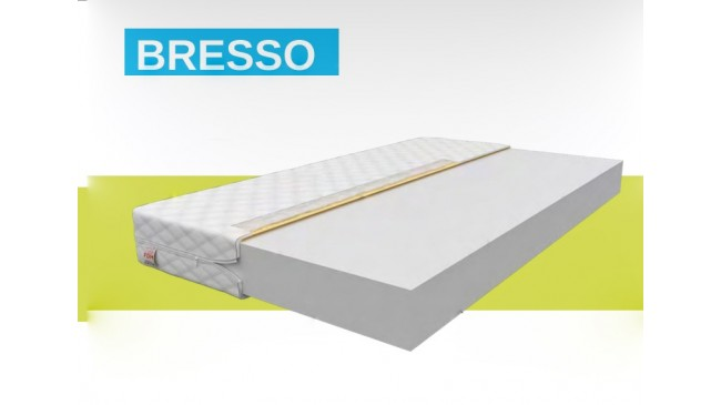 matelas en mousse bresso 200 x 80 cm. Black Bedroom Furniture Sets. Home Design Ideas