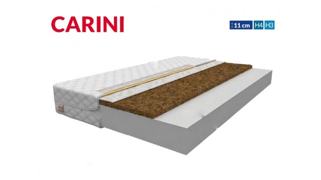 matelas en mousse carini 200 x 80 cm. Black Bedroom Furniture Sets. Home Design Ideas