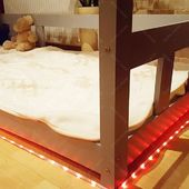 We have prepared a 66% discount for you for our bunk beds accessories :) LED 16 color lights only EUR 25 from EUR 75#creative #mind #idea #room #kids #sleeping #house #bed #pirates #handmade #interiordesign #france #uk #germany