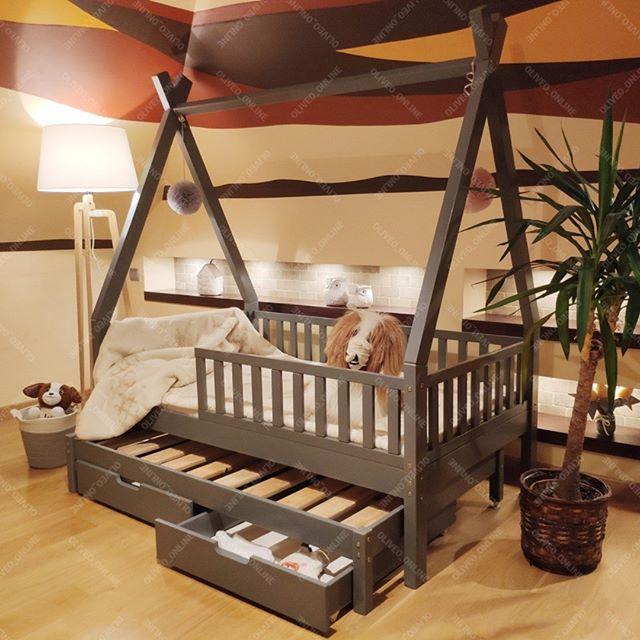 Das neue Tipi-Hausbett ist erhältlich. Sind Sie interessant, kontaktieren Sie uns über Facebook :) #housebed #housebeds #house #bed #hausbett #interiordesign #kinderzimmer #kinderzimmerideen